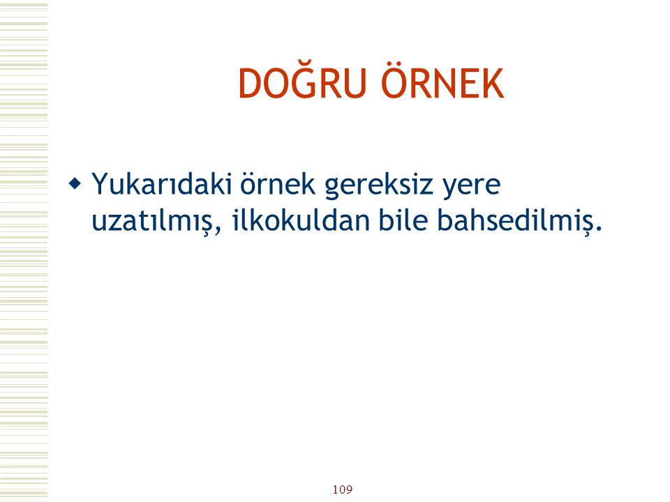 108 DOĞRU ÖRNEK  EĞİTİMİstanbul Teknik Üniversitesi YAPI İŞLETMESİ Yüksek Lisans Ağustos 2002 Mezuniyet Ortalaması : 3.27 / 4.00 Y. Lisans Tezi : İle