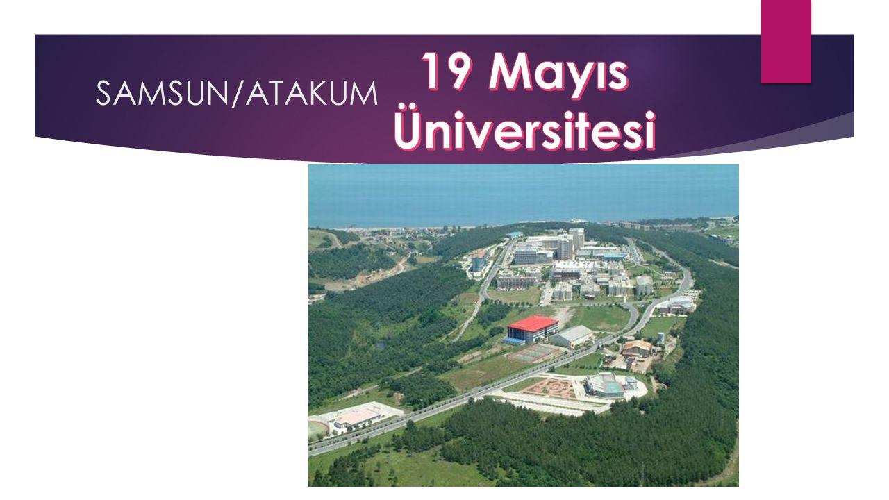 SAMSUN/İLKADIM Nüfus : 312,248 Belediye Başkanı : Erdoğan Tok Kaymakam : Ahmet Narinoğlu Samsun un ve Karadeniz Bölgesi nin nüfus bakımından en büyük ve gelişmiş ilçesidir.