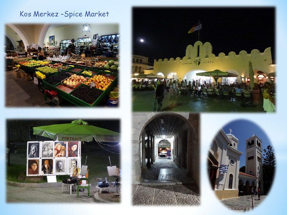 Kos Merkez –Spice Market