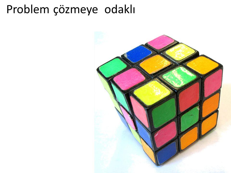 Problem çözmeye odaklı