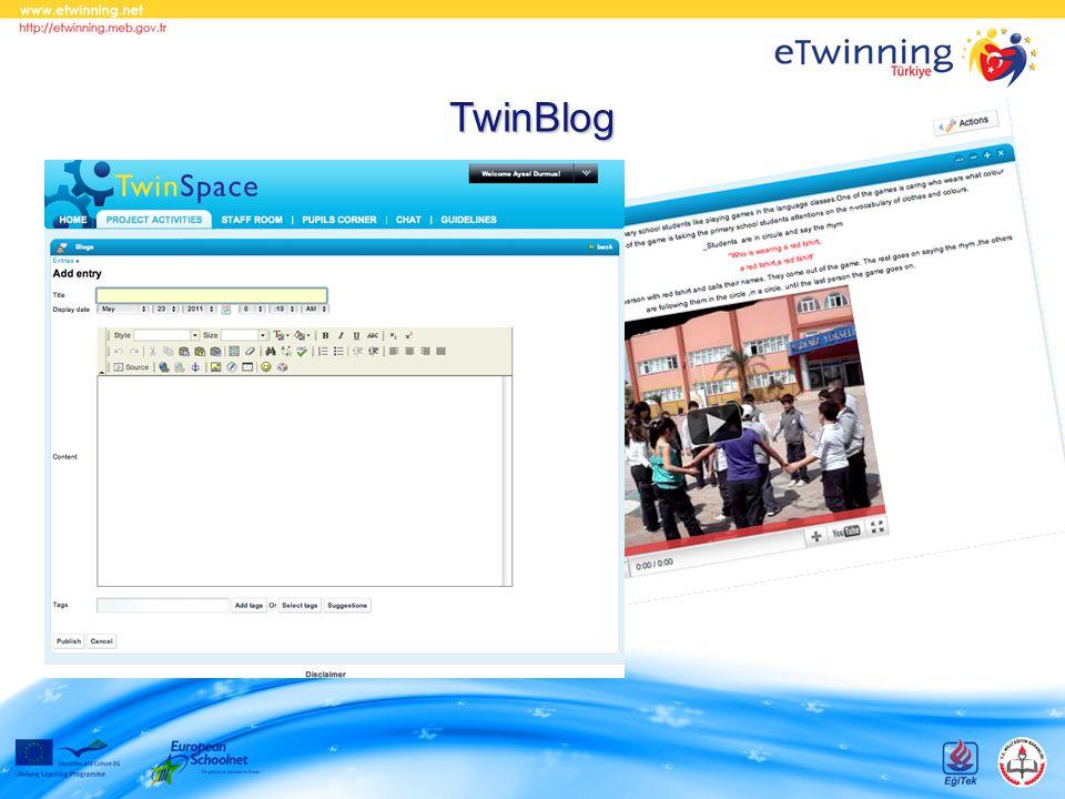 TwinBlog