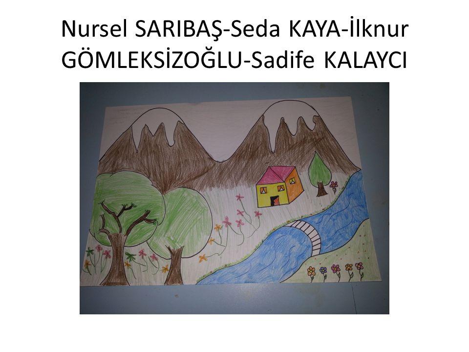 Nursel SARIBAŞ-Seda KAYA-İlknur GÖMLEKSİZOĞLU-Sadife KALAYCI