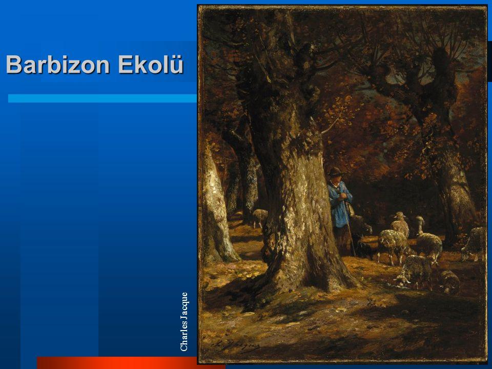 Manet, eski ustaların 19.yüzyıldaki takipçisi olmaya gayret etmiştir.