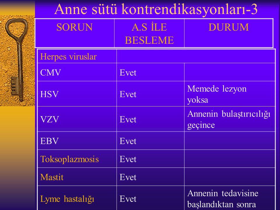Hepatit Hepatit AevetAnneye gamaglobülin yapıldıktan hemen sonra Hepatit BevetBebeğe HB Ig ve HB aşısı yapıldıktan sonra Hepatit CevetBeraberinde HIV