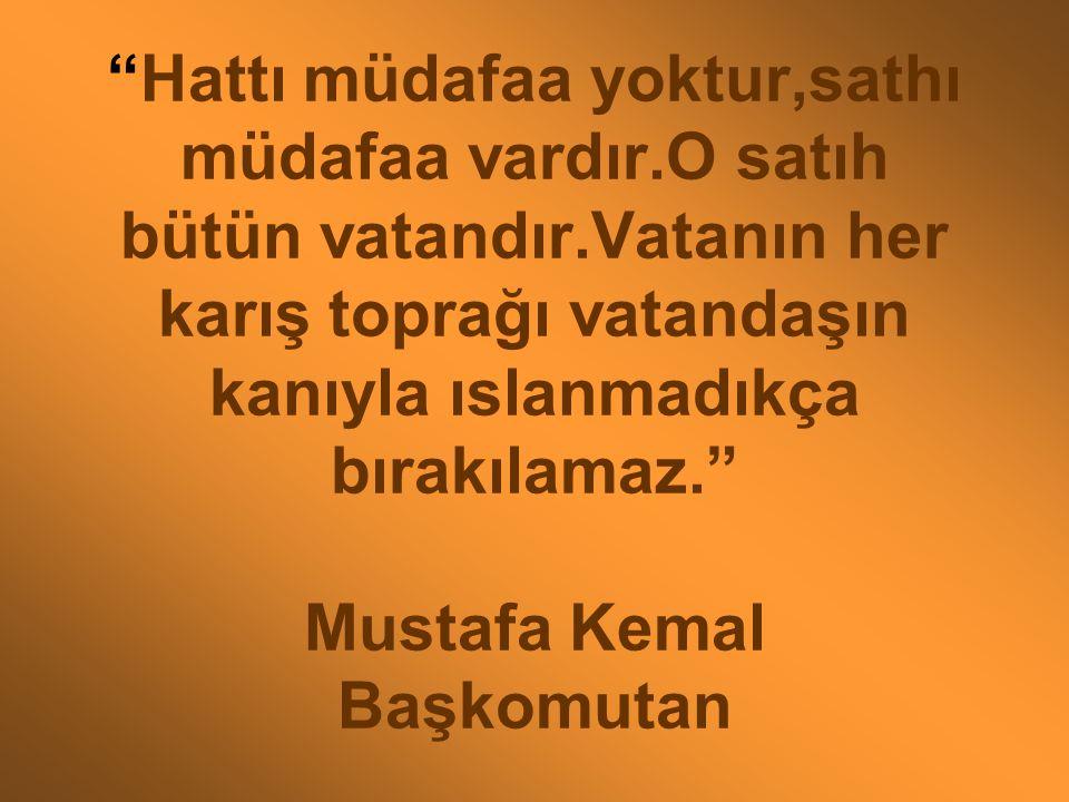 """23 Ağustos 1921 tarihinde Yunan Ordusunun saldırısıyla başlamıştır. Yunanlıların Polatlı'ya kadar yaklaşmaları üzerine, Mustafa Kemal orduya hitaben """""""