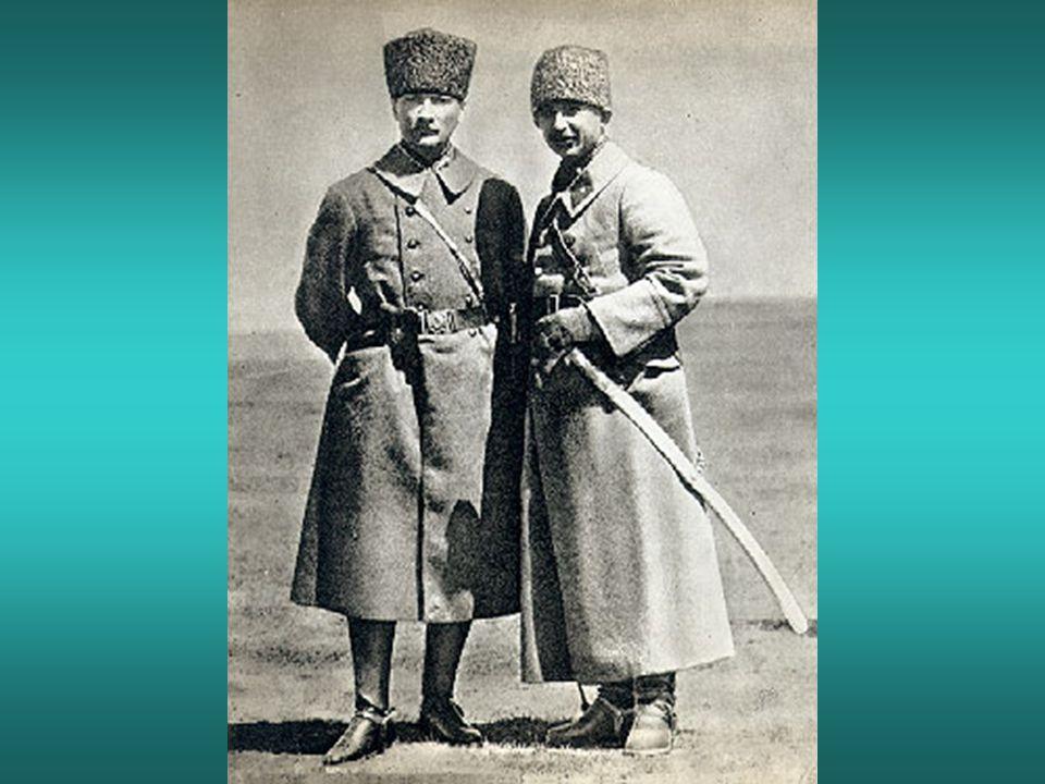 Sovyet Rusya Sevr Antlaşmasını tanımadığını açıklamıştır.