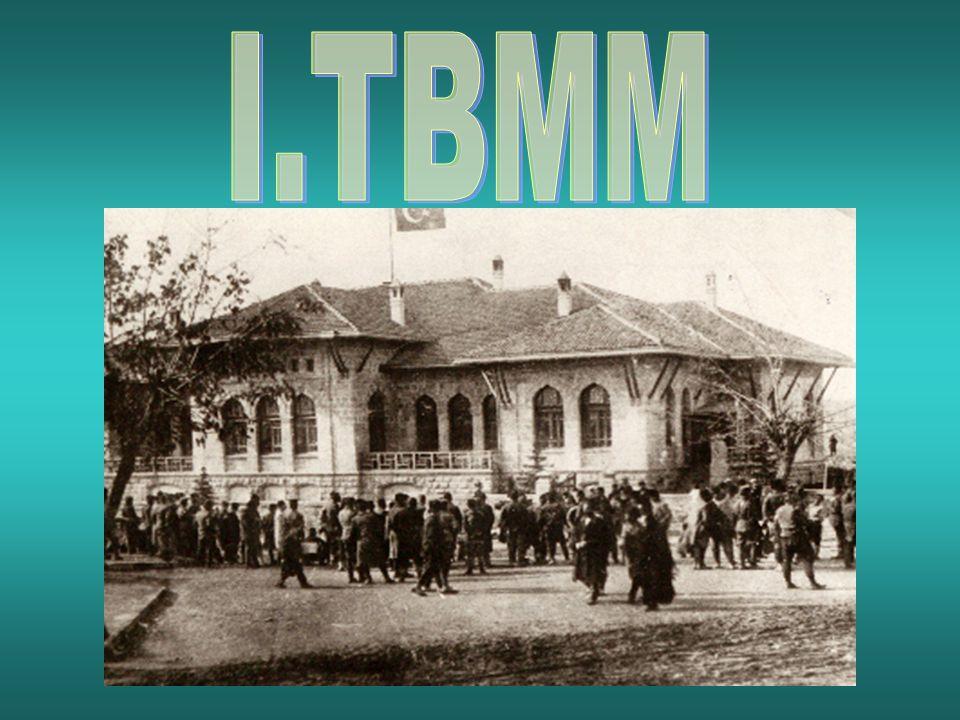 LOZAN BARIŞ ANTLAŞMASI (24 TEMMUZ 1924 ): Antlaşma Öncesi Yaşanan Gelişmeler; TBMM Hükümeti, Barış görüşmelerinin İzmir'de yapılmasını istedi.