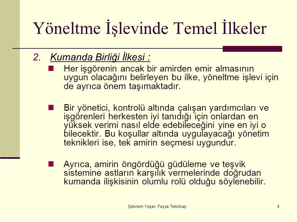 Şebnem Yaşar- Feyza Tekinbaş35 Disiplin Türleri Önleyici Disiplin İşgörenin kuralları ihlal etmesinin önüne geçmek amacıyla yönlendirilmiş disiplin türüdür.
