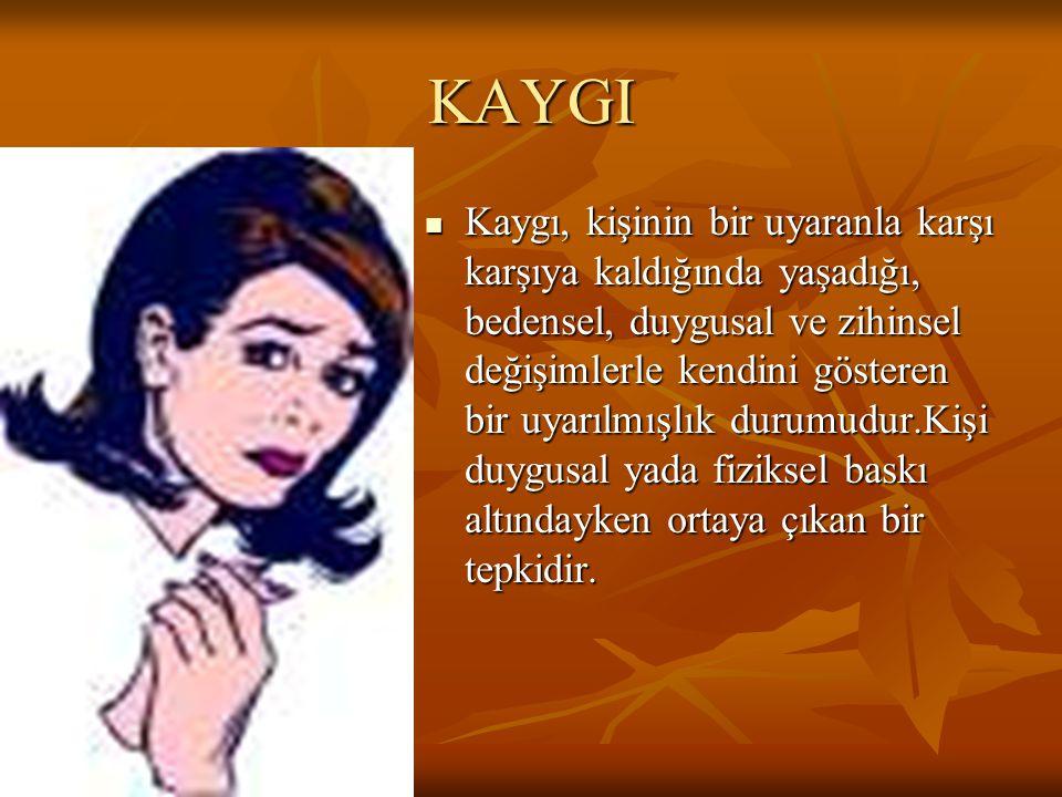 KAYGI Sunum : Erdoğan DURSUN