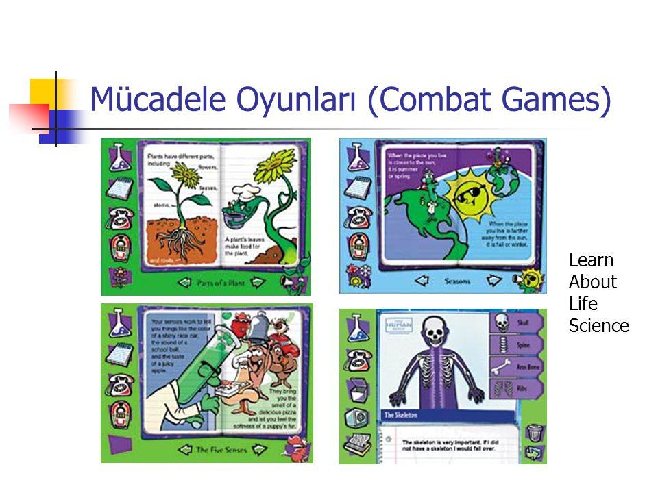 Mücadele Oyunları (Combat Games) Learn About Life Science