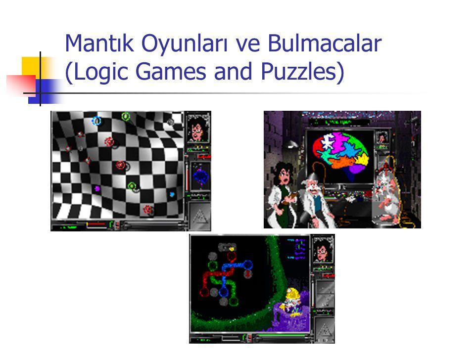 Mantık Oyunları ve Bulmacalar (Logic Games and Puzzles)