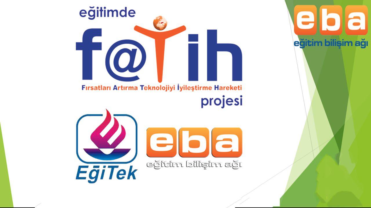 www.eba.gov.tr Hazırlayan Yunus Aydın BT Rehber Öğretmeni