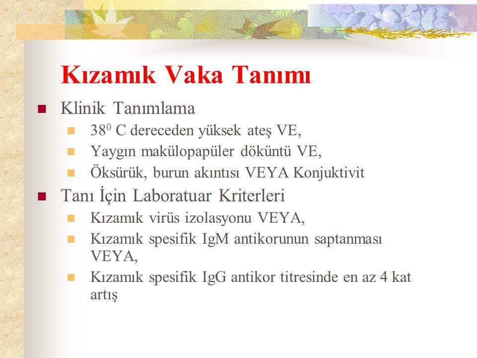 (Adana Sağlık Müdürlüğü) KOZAN/ADANA ŞUBAT-2003 Salgın İncelemesi Örneği