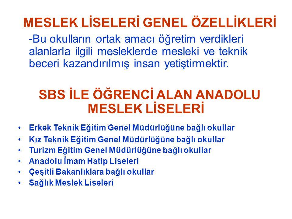 ASKERİ LİSELER - Gelecekte Türk Silahlı Kuvvetlerinin bir üyesi olarak,ülkemize hizmet etmek isteyen öğrencilerin seçtiği okullardır.