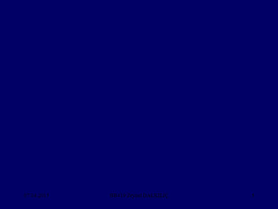 07.04.20155BB419 Zeynel DALKILIÇ
