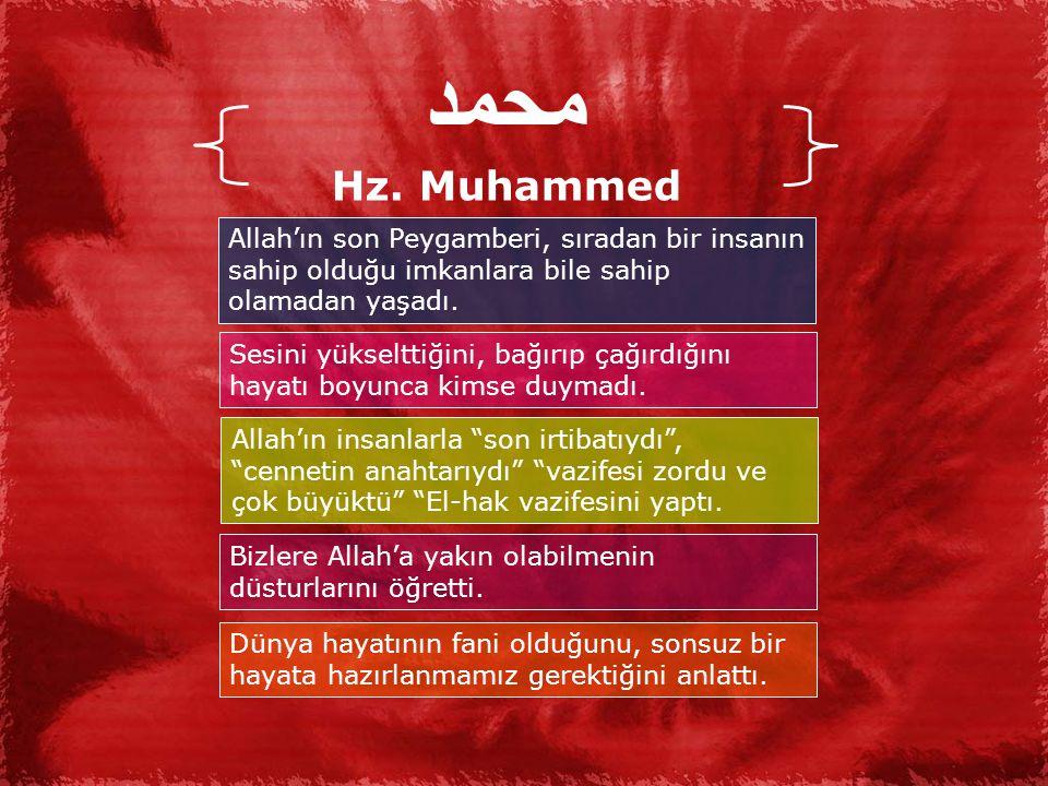 محمد Hz.