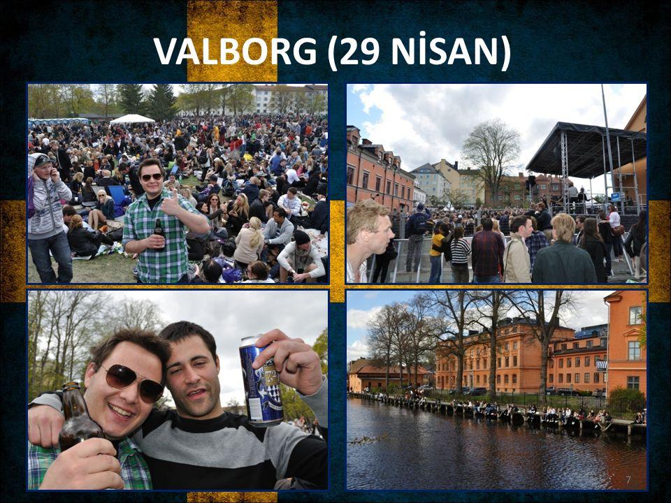 VALBORG (29 NİSAN) 7