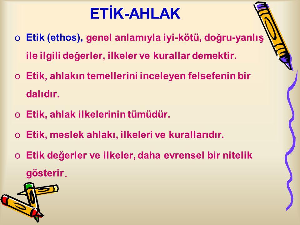 Etikte Son Nokta: Lokum Bile Yasak Etik Kurulu Başkanı Prof.Bilal Eryılmaz, Hürriyet'e konuştu: oKamuda hediye limiti sıfır, lokum bile yasak.