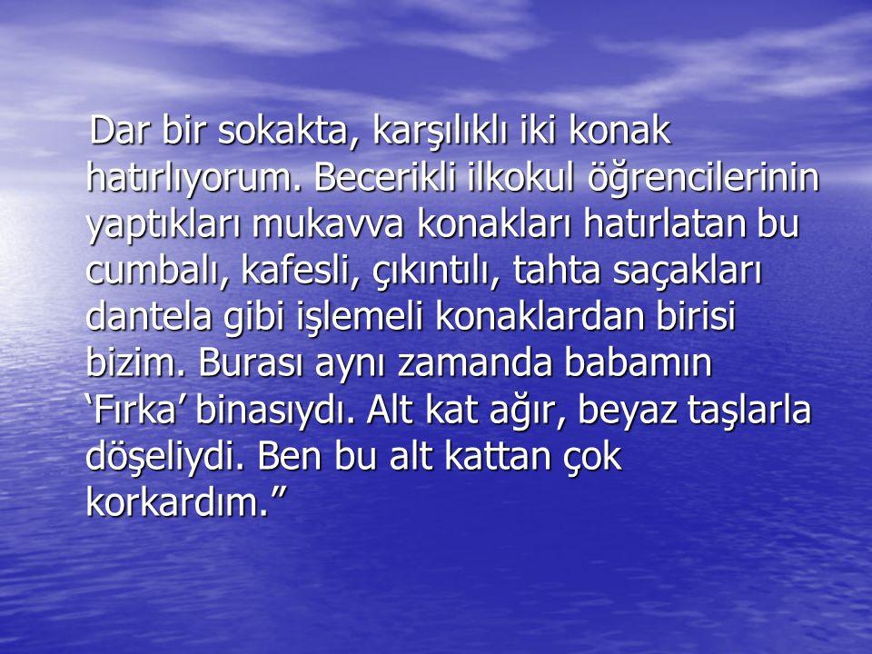 26 Eylül 1943'te tahliye olunca Adana'ya döndü.