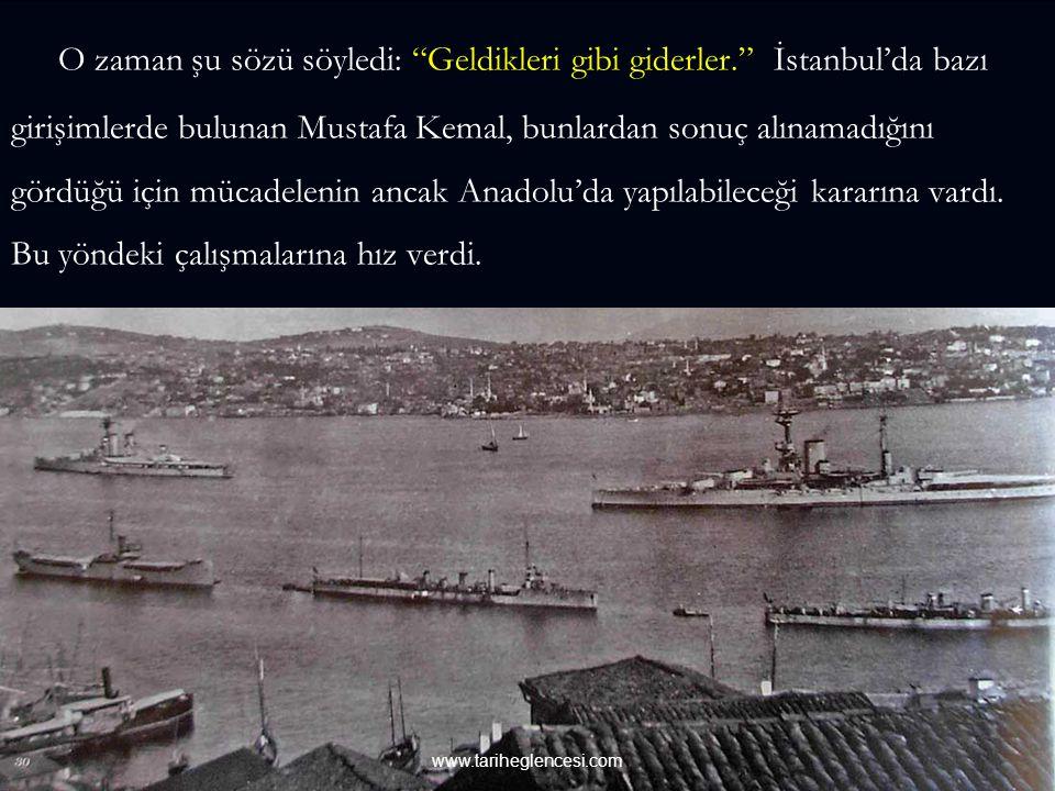 Amasya Genelgesi (22 Haziran 1919) Amasya Genelgesi (22 Haziran 1919) www.tariheglencesi.com