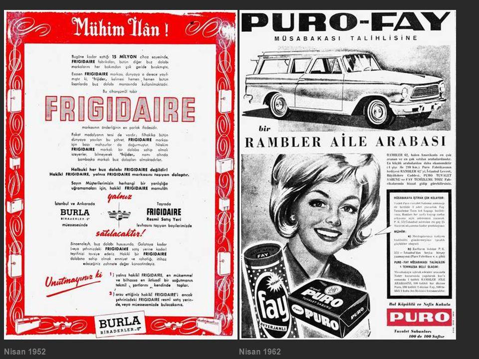 Nisan 1952Nisan 1962