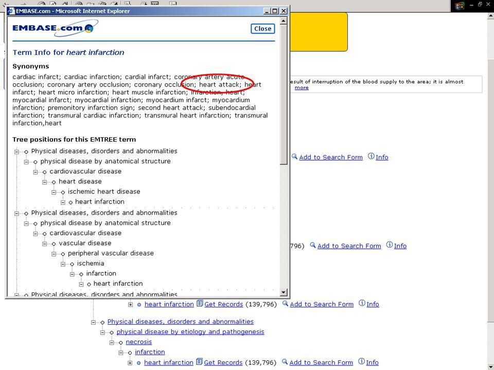 EMBASE.com February 2006 21