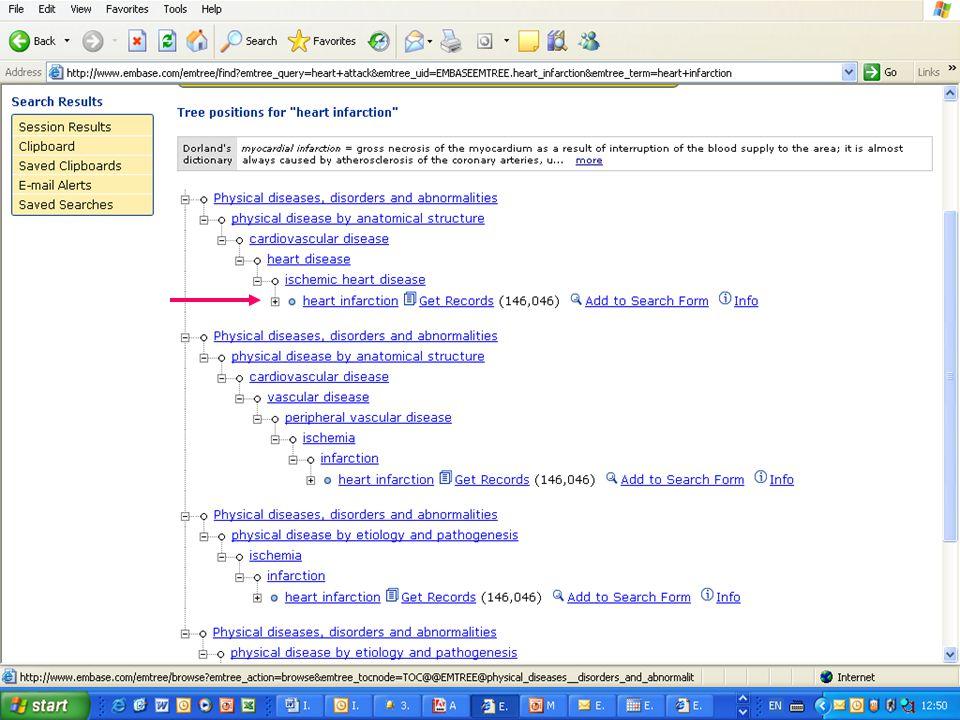 EMBASE.com February 2006 29