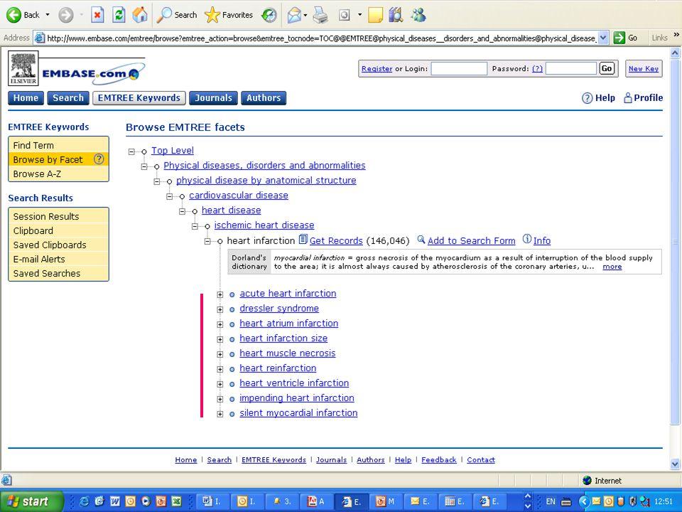 EMBASE.com February 2006 30