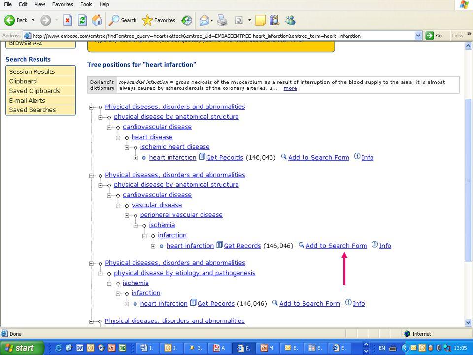 EMBASE.com February 2006 37