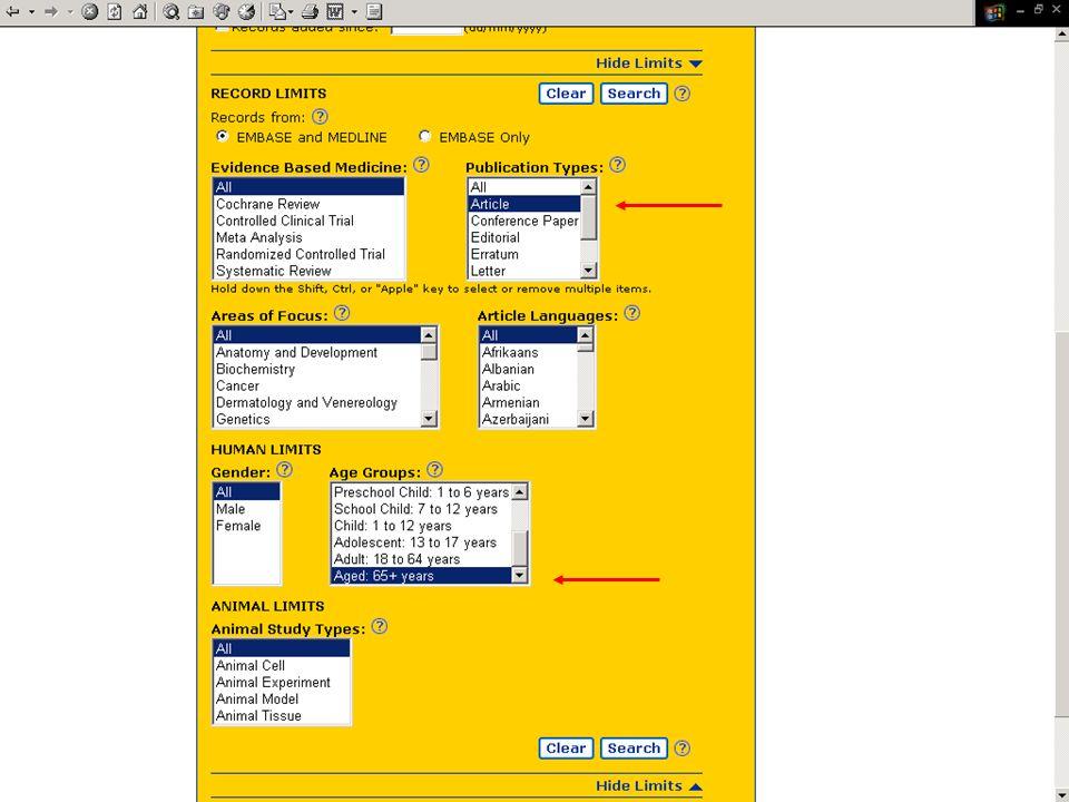 EMBASE.com February 2006 50