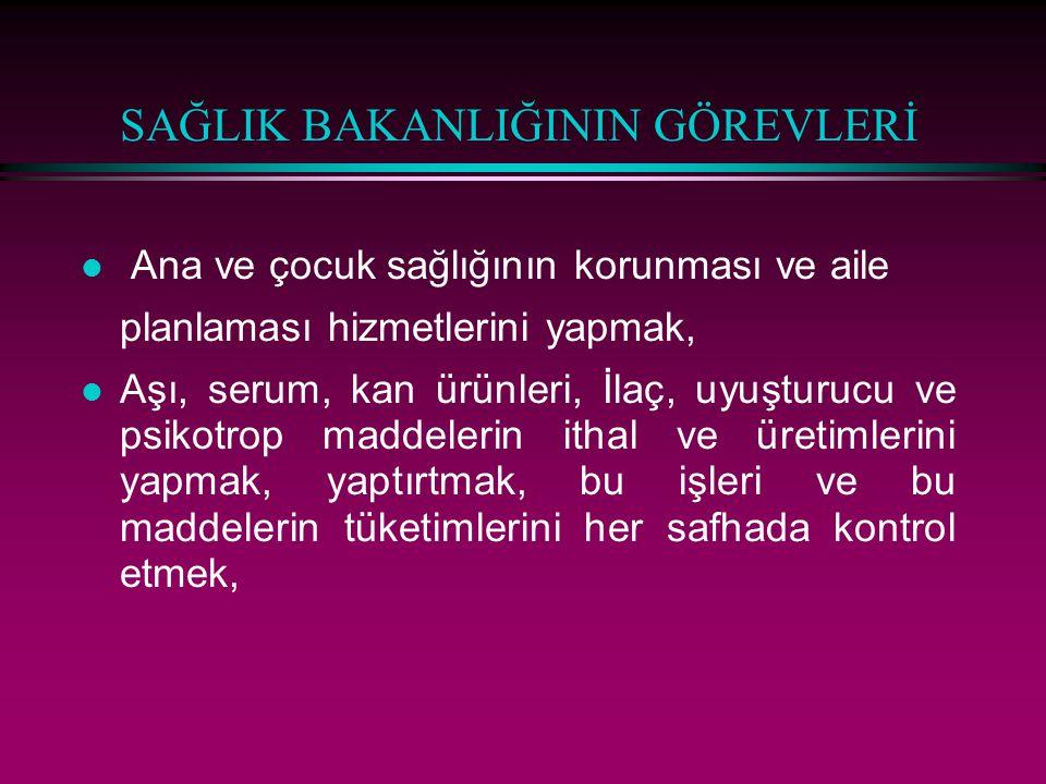 AVRUPA BİRLİĞİ KOORDİNASYON DAİRESİ BAŞKANLIĞININ GÖREVLERİ l Türkiye'nin AB'ye tam üyelik sürecinde, Sağlık Bakanlığının sorumluluk alanına giren konularda, AB mevzuat uyum çalışmalarını yürütmek, gerekli işbirliği ve koordinasyonu sağlamak üzere 4 Mayıs 1989 tarih ve 20158 sayılı Resmi gazetede yayımlanarak yürülüğe giren Bakanlıklarda ve bağlı kuruluşlarda Avrupa Topluluğu ile ilgili birimler kurulmasını öngören 367 sayılı yasa hükmündeki kararname ile Avrupa Birliği Koordinasyon Daire Başkanlığı, Bakanlık Teşkilat Şemasında ana hizmet birmlerinden biri olarak müstakil daire başkanlığı şeklinde kurulmuştur.