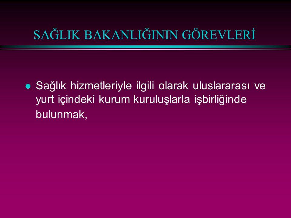 KANSER SAVAŞI DAİRE BAŞKANI Prof Dr. A. Murat TUNCER