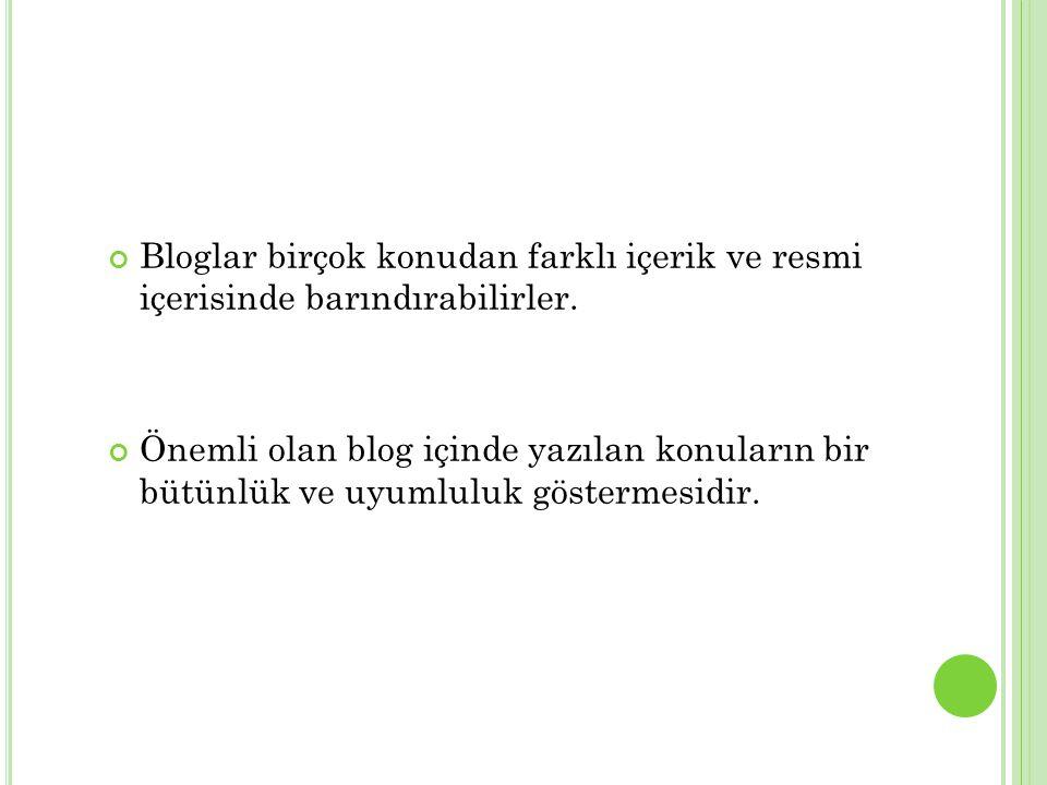 BLOGCU ? Blogcu Türkiye'de sunucuları bulunan bir hizmet Basit içerik ve tasarım