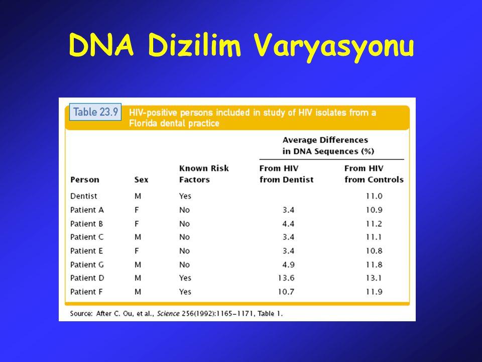 DNA Dizilim Varyasyonu