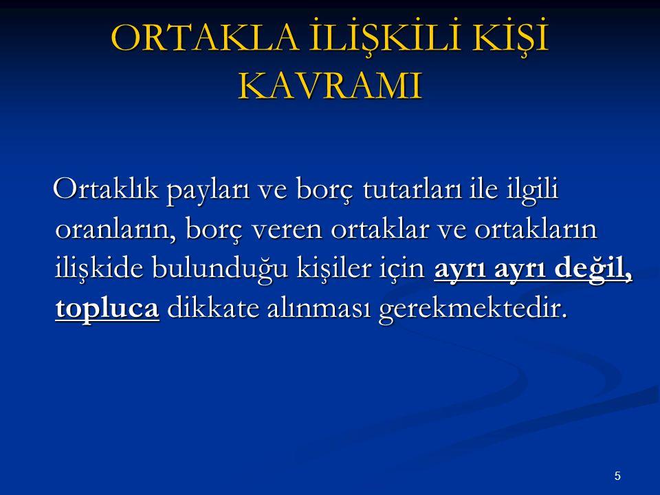 96 YENİLEME FONU (3 YILLIK SÜRE SORUNU) 1.