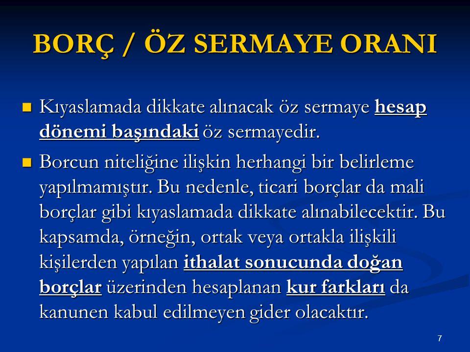 108 MENKUL KIYMETLERİN DEĞERLEMESİ Hisse senetleri ile fon portföyünün en az % 51'i Türkiye'de kurulmuş bulunan şirketlerin hisse senetlerinden oluşan yatırım fonu katılma belgeleri alış bedeliyle, Hisse senetleri ile fon portföyünün en az % 51'i Türkiye'de kurulmuş bulunan şirketlerin hisse senetlerinden oluşan yatırım fonu katılma belgeleri alış bedeliyle, bunlar dışında kalan her türlü menkul kıymet borsa rayici ile bunlar dışında kalan her türlü menkul kıymet borsa rayici ile Borsa rayici yoksa ya da borsa rayici muvazaalı bir şekilde oluştuğu anlaşılırsa değerlemeye esas bedel, menkul kıymetin alış bedeline vadesinde elde edilecek gelirin (kur farkları dahil) iktisap tarihinden değerleme gününe kadar geçen süreye isabet eden kısmının eklenmesi suretiyle hesaplanır (KIST GETİRİ).