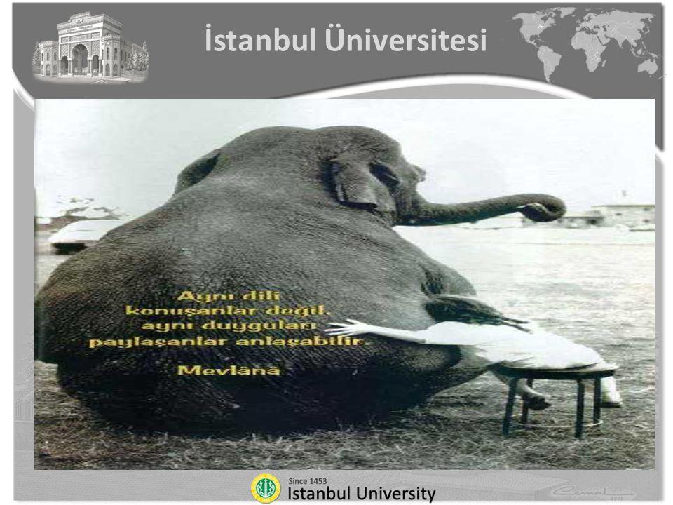 VII.ULUSAL TIP BİLİŞİMİ KONGRESİ 2010 SAĞLIK BİLGİ SİSTEMİ; PAYDAŞ BEKLENTİLERİ İstanbul Üniversitesi
