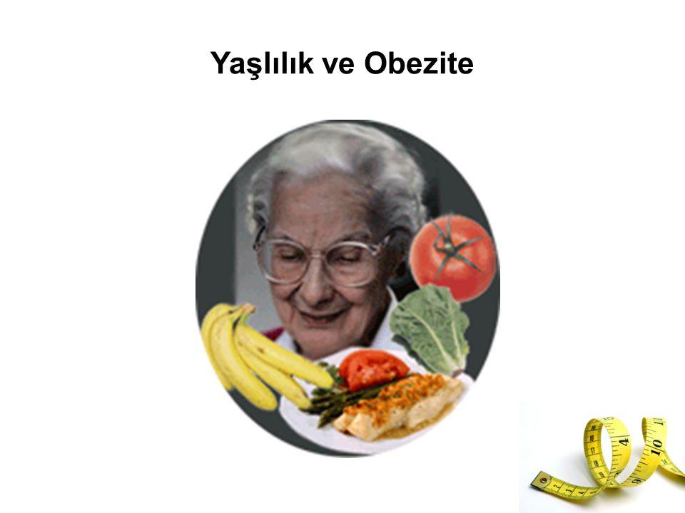Yaşlılık ve Obezite