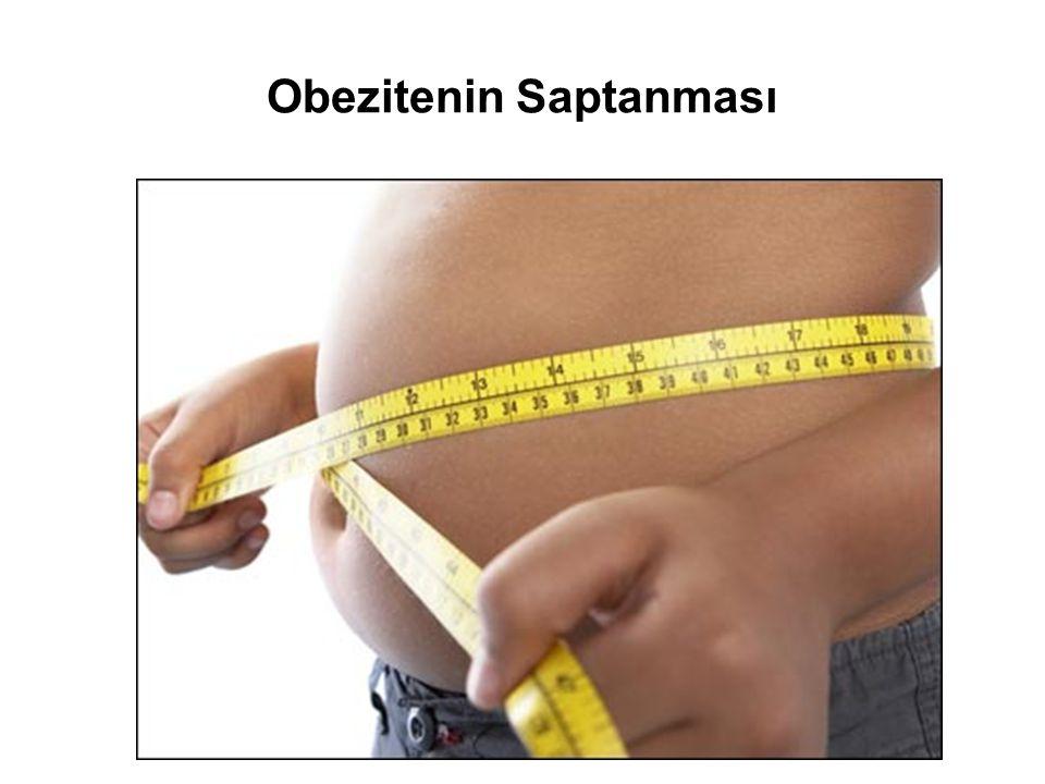 Obezitenin Saptanması