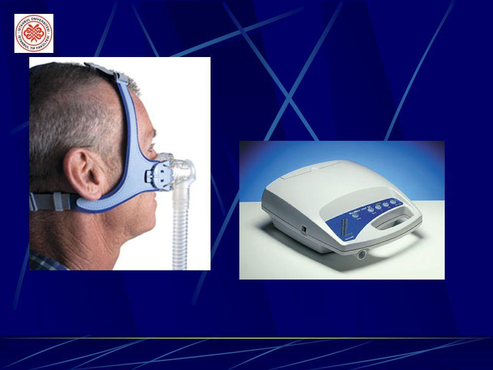 Cpap Kullanımında sorunlar Maske sorunları Hava akımı sorunları Basınç Sorunları Aygıt sorunları
