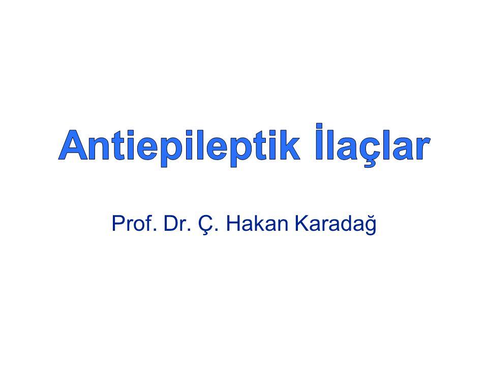 Prof. Dr. Ç. Hakan Karadağ