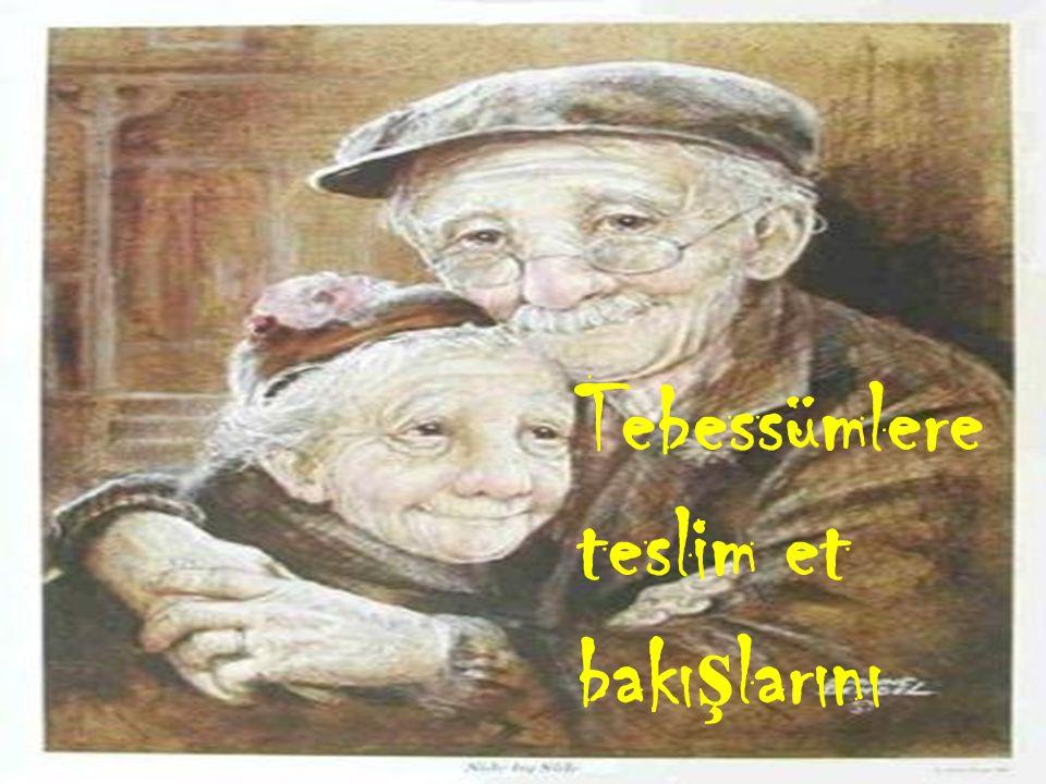 Hep sevgiyi sarsın kolların Veee mutlu geçsin yılların... Mehmet Emin Ermekin