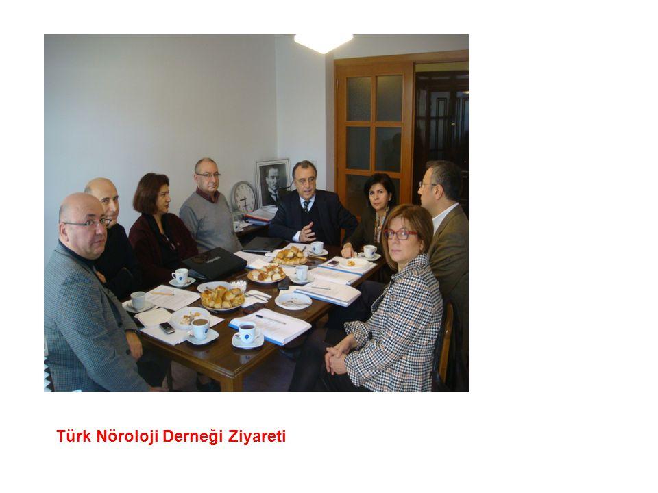 Türk Nöroloji Derneği Ziyareti