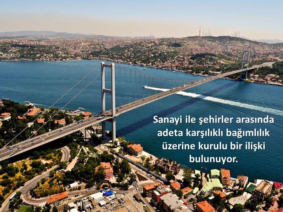 İstanbul Sanayi İhracatının Miktarı ve Payı Kaynak: TÜİK verilerinden derlenmiştir.