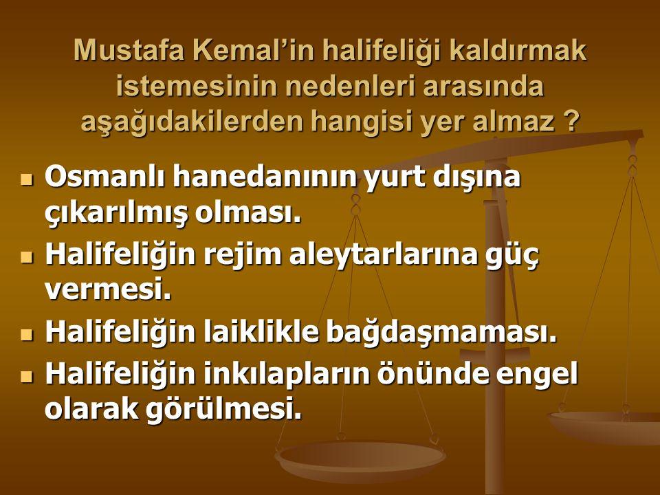 Osmanlı Devletinin yıkılmasının temel sebebi olarak aşağıdan hangisi gösterilebilir? Çağın gereklerini yerine getirememesi. Çağın gereklerini yerine g
