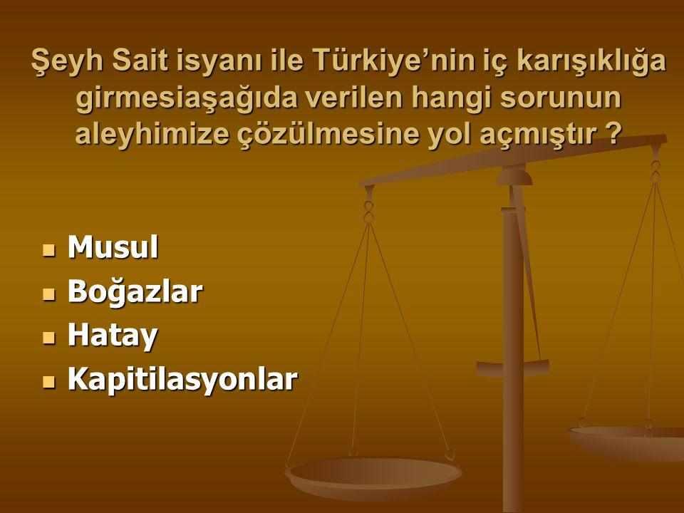 Mustafa Kemal'in halifeliği kaldırmak istemesinin nedenleri arasında aşağıdakilerden hangisi yer almaz ? Osmanlı hanedanının yurt dışına çıkarılmış ol