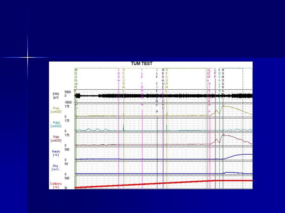 Şimdiki Paradigma Normal Enlarged  -receptors Brain/ Spinal column/ Prostate 2.4