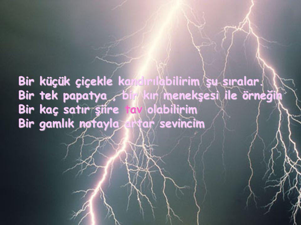 KANDIRILABİLİRİM