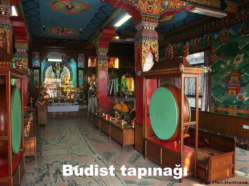 Budizm  325 milyon inanan  Dünya nüfusunun % 7,7 si  Geçerli olduğu yerler:  Sri Lanka  Güney Doğu Asya  Tibet