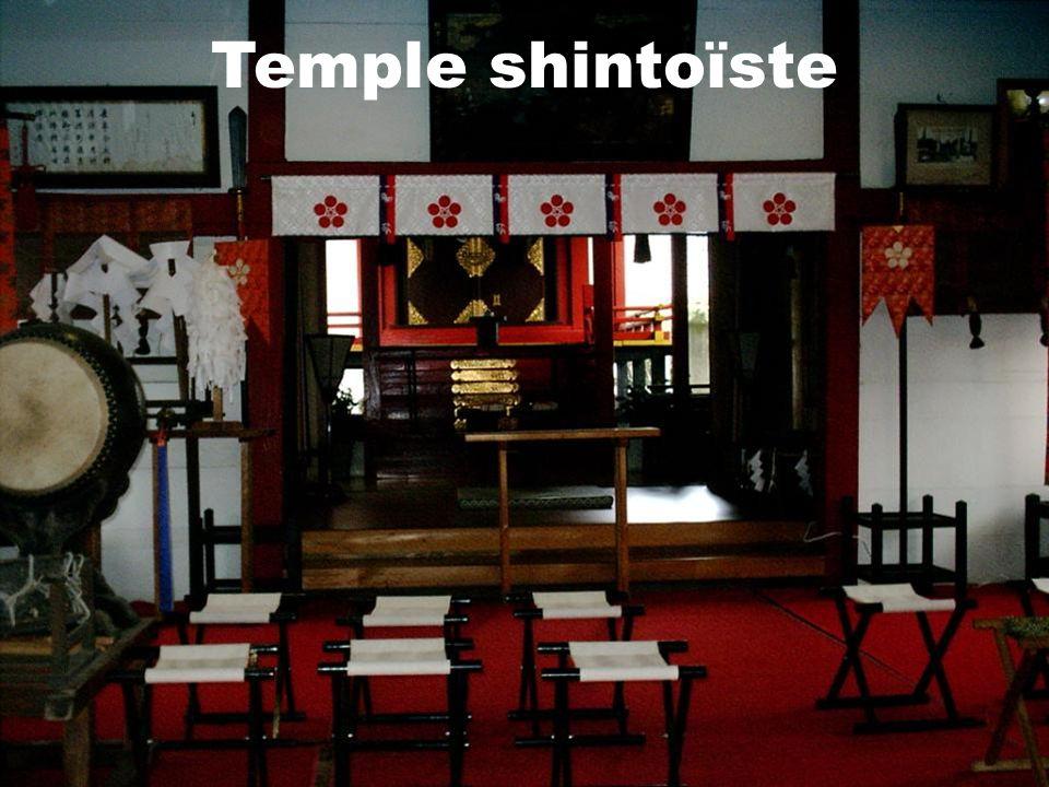  80 milyon inanan  Dünya nüfusunun % 1,2 si  Geçerli olduğu yer:  Japonya Şintoizm